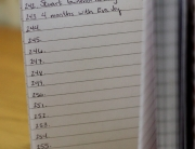 01.08.14 My Everyday & Handwriting